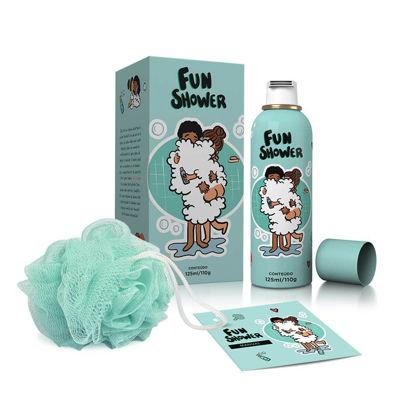 Imagem de Kit de Banho Sensual Fun Shower
