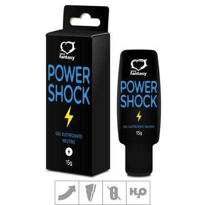 Imagem de EXCITANTE UNISSEX POWER SHOCK 15G  - NEUTRO