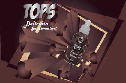 Tops Sabor Chocolate