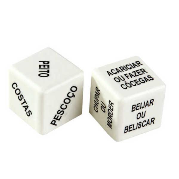 Imagem de Dado erótico - Jogo das Tarefas