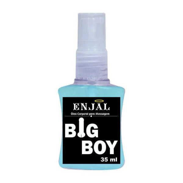 Imagem de Big Boy - Gel Peniano Vasodilatador - Aumenta e Engrossa o Pênis - 35ml
