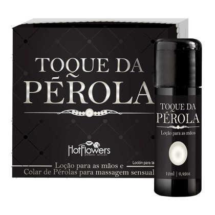 Imagem de LOÇÃO PARA AS MÃOS - TOQUE DA PÉROLA 12ML